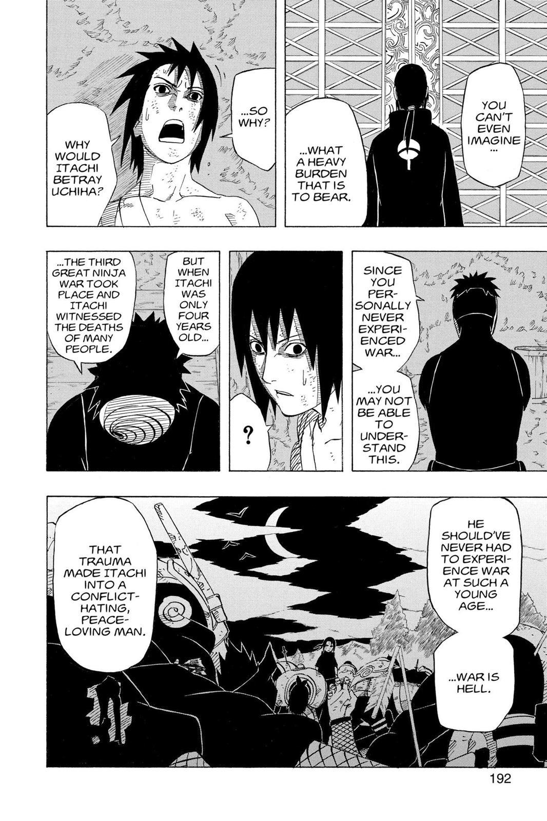 Naruto, Chapter 400 image 004