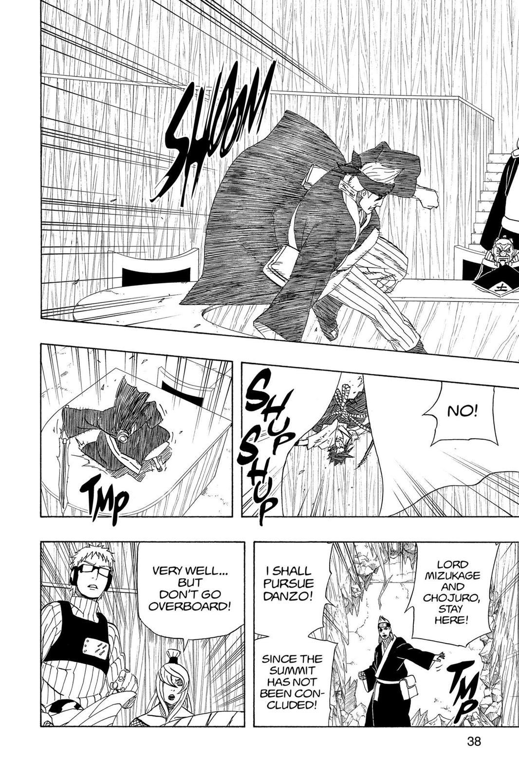 Naruto, Chapter 465 image 013