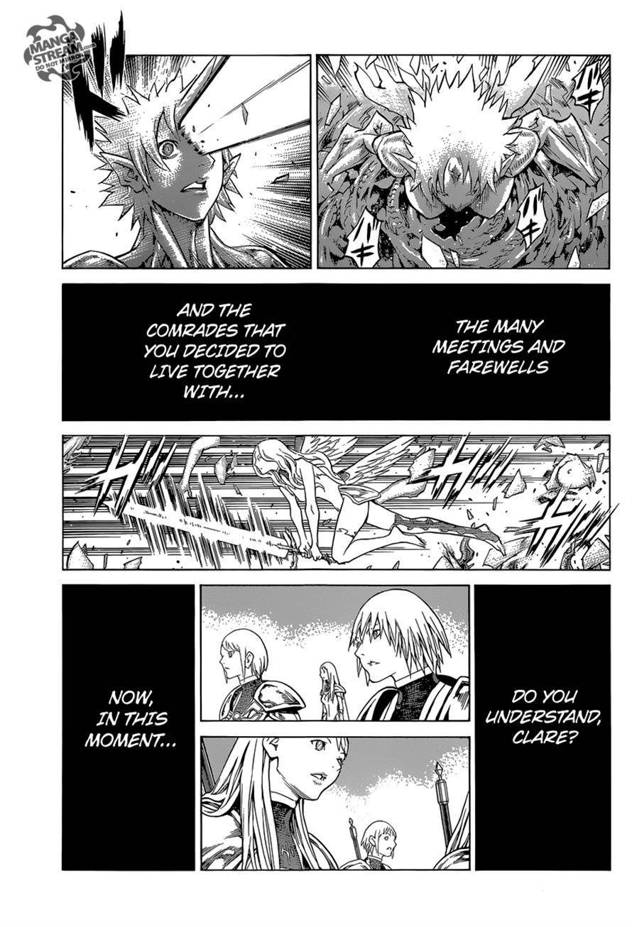 Claymore, Chapter 154 image 011
