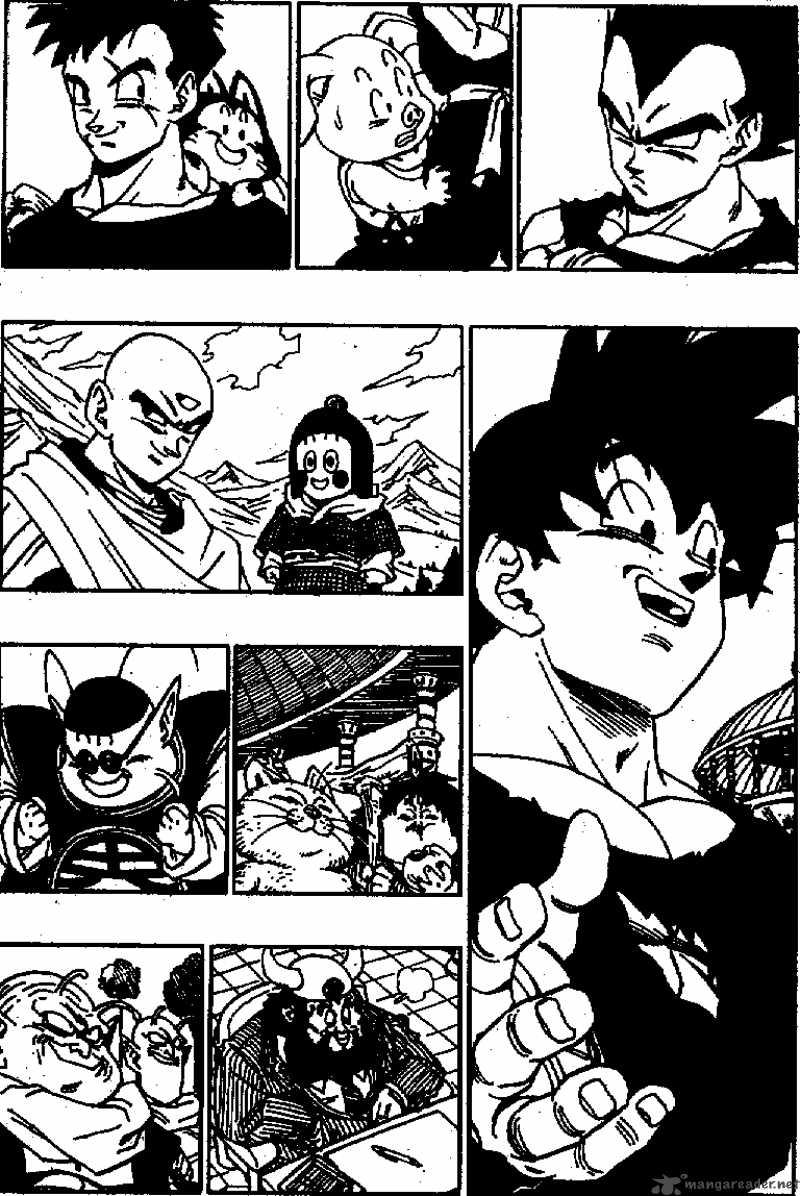 Dragon Ball, Chapter 518 image 010