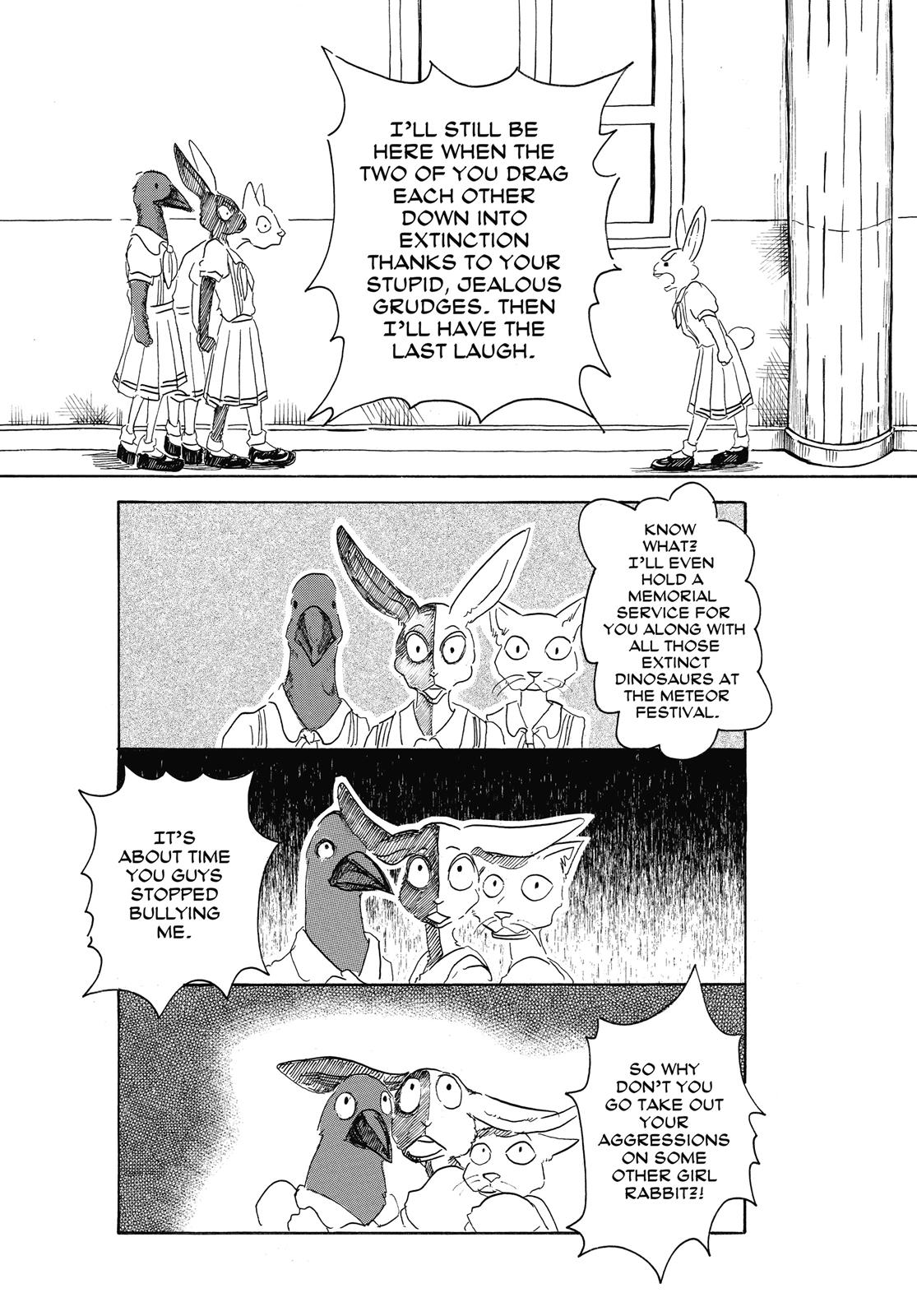 Beastars Manga, Chapter 18 image 019