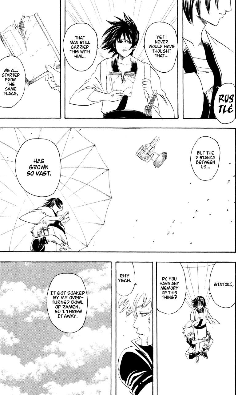 Gintama Chapter, 97 image 019