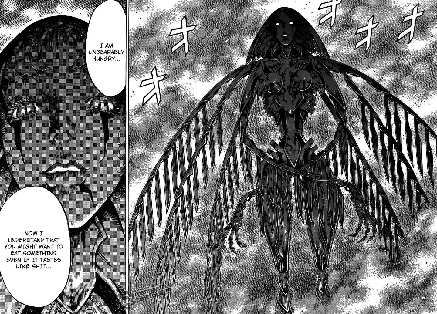 Claymore, Chapter 121 image 010