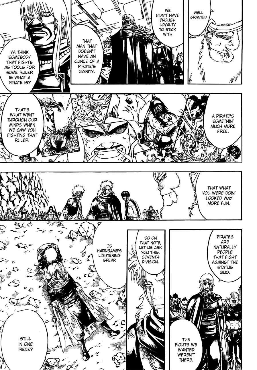 Gintama Chapter, 592 image 007