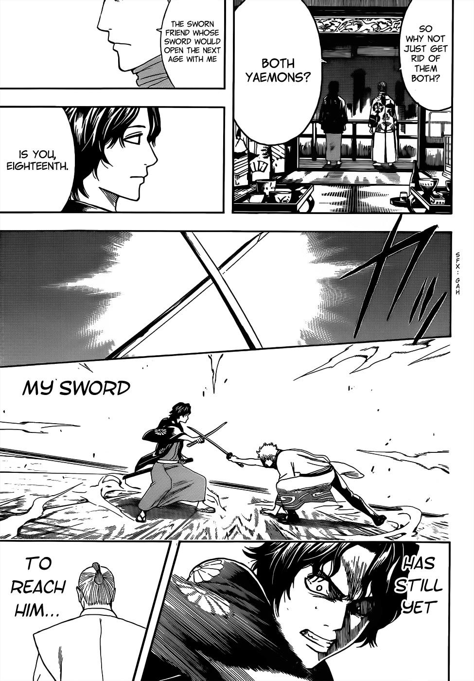 Gintama Chapter, 468 image 005