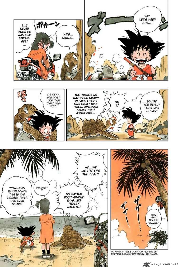 Dragon Ball, Chapter 3 image 012