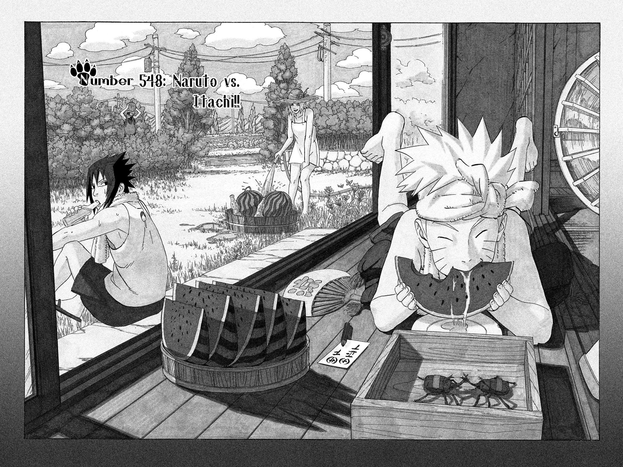 Naruto, Chapter 548 image 002