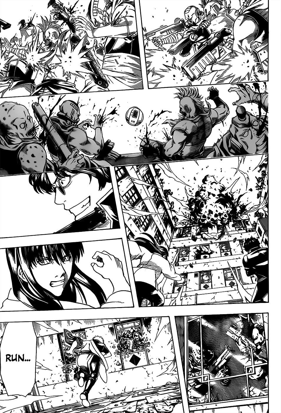 Gintama Chapter, 560 image 011