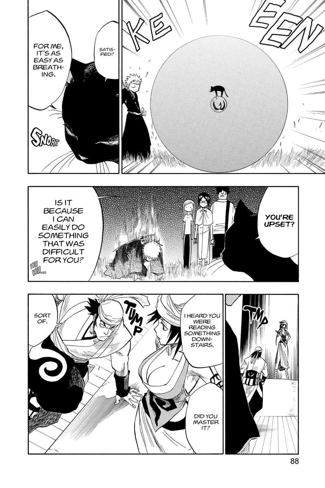 Bleach, Chapter 84 image 002