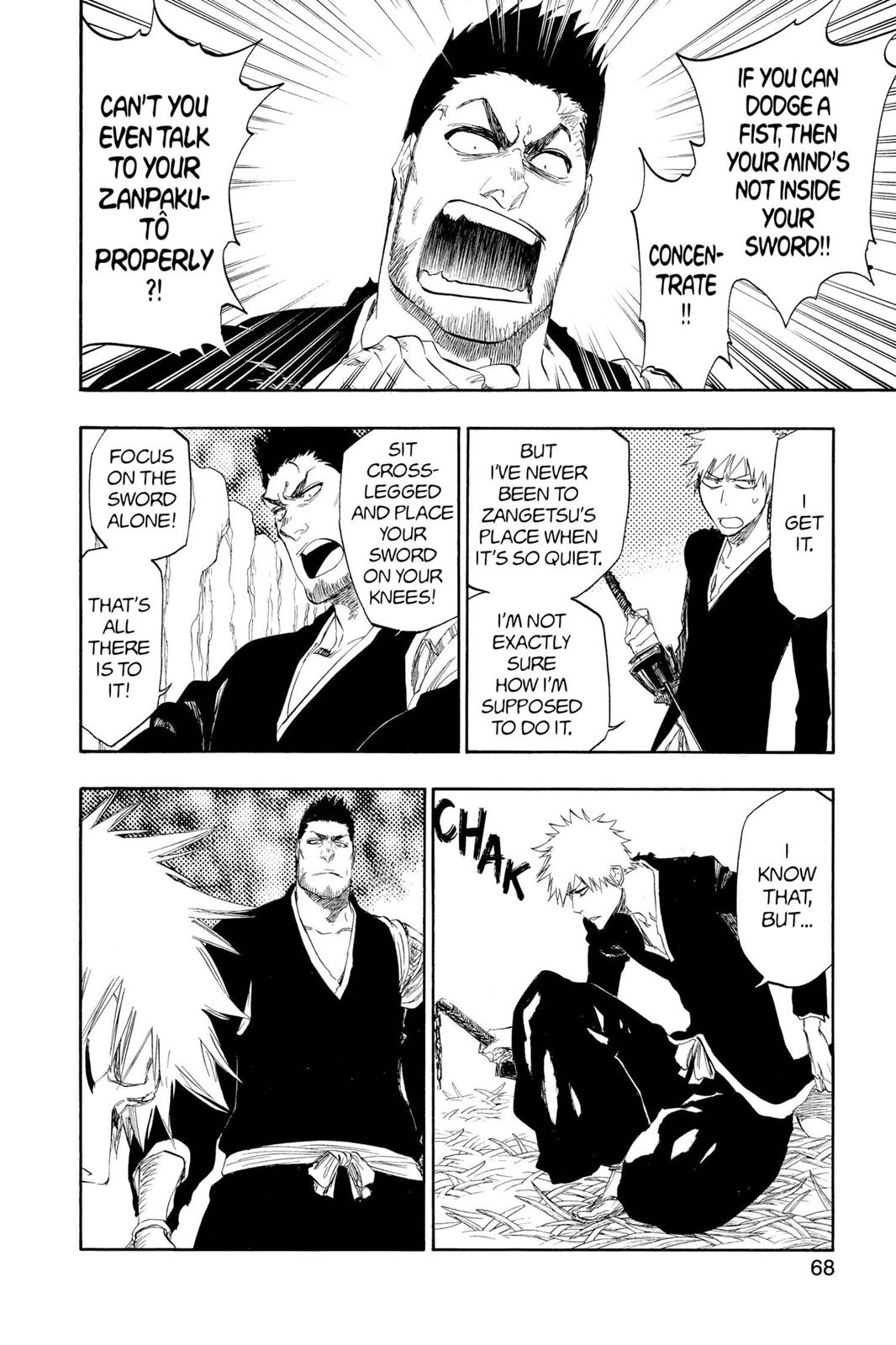 Bleach, Chapter 408 image 002