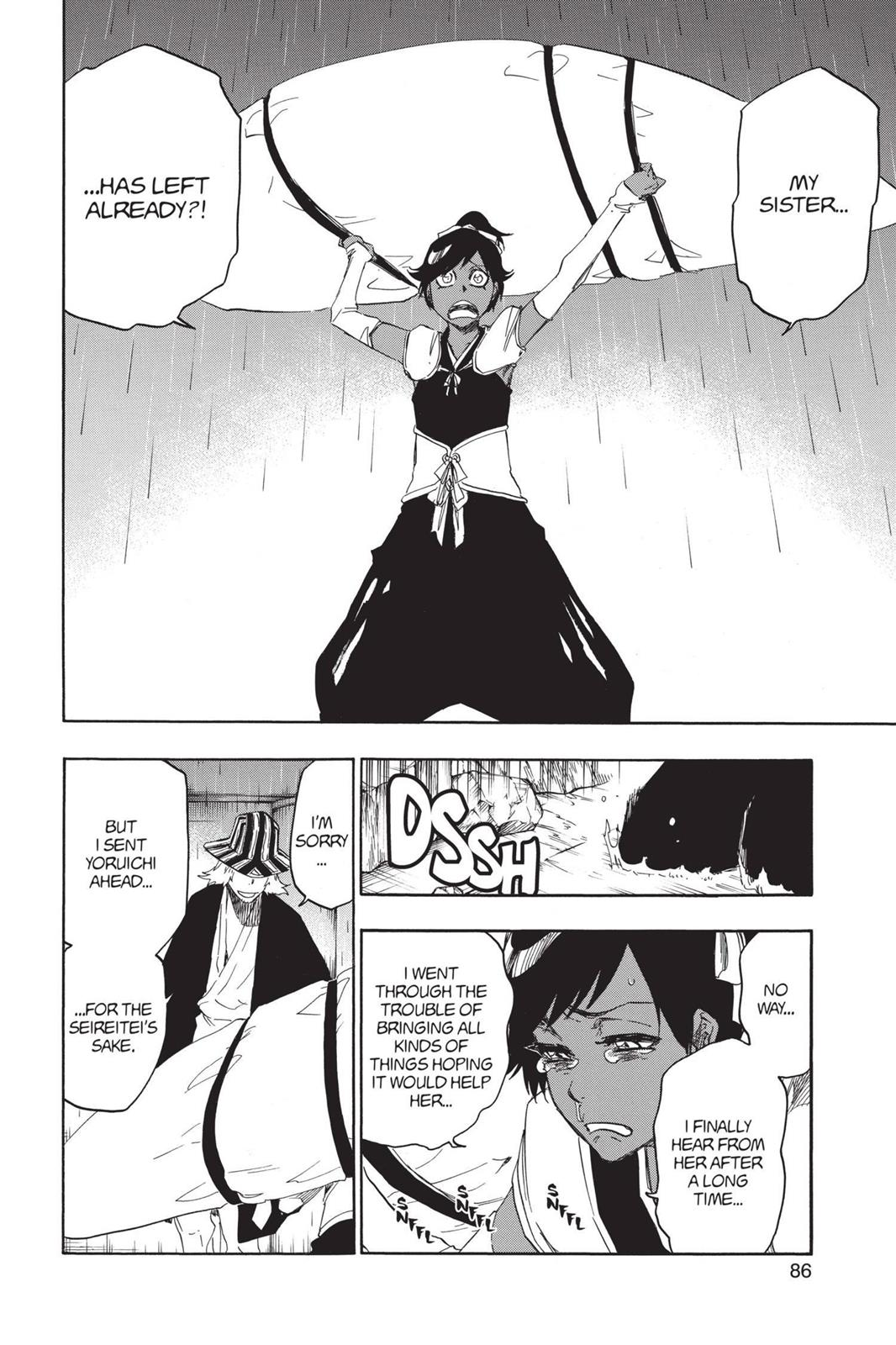 Bleach, Chapter 606 image 008