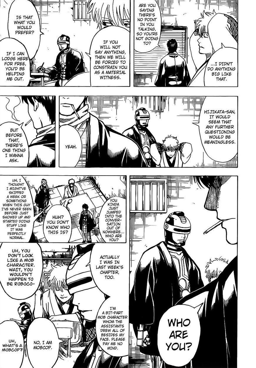 Gintama Chapter, 674 image 007