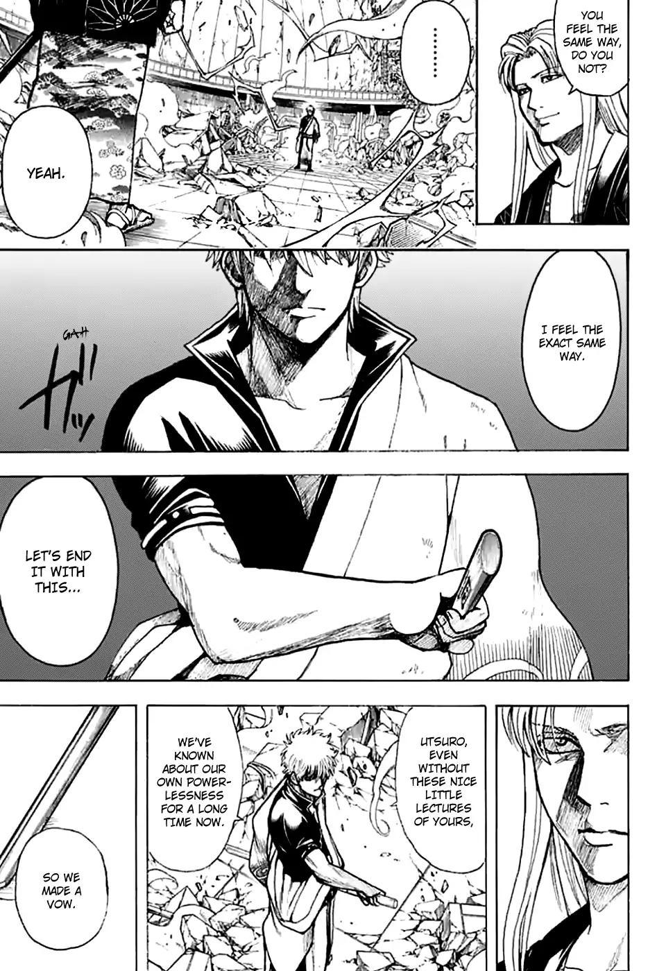 Gintama Chapter, 703 image 004