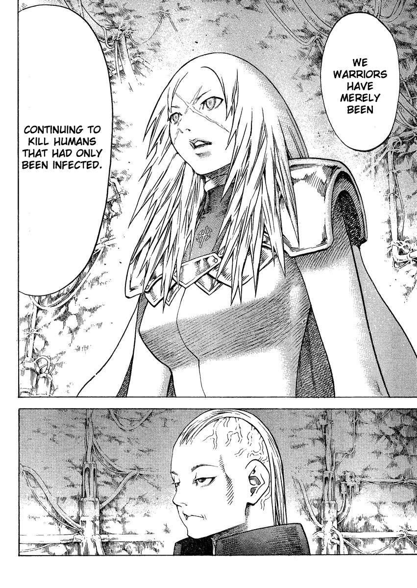 Claymore, Chapter 126 image 012