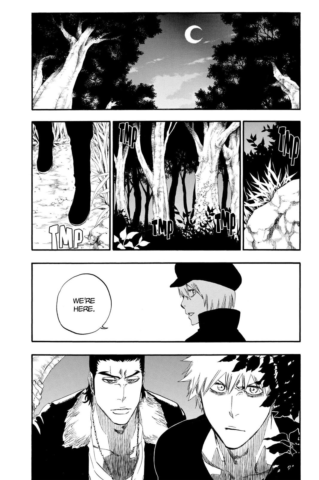 Bleach, Chapter 454 image 018