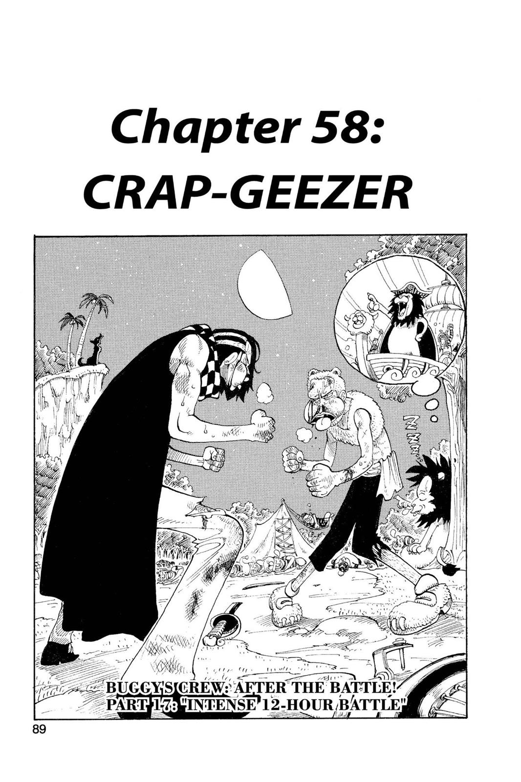 One Piece, Chapter 58 image 001