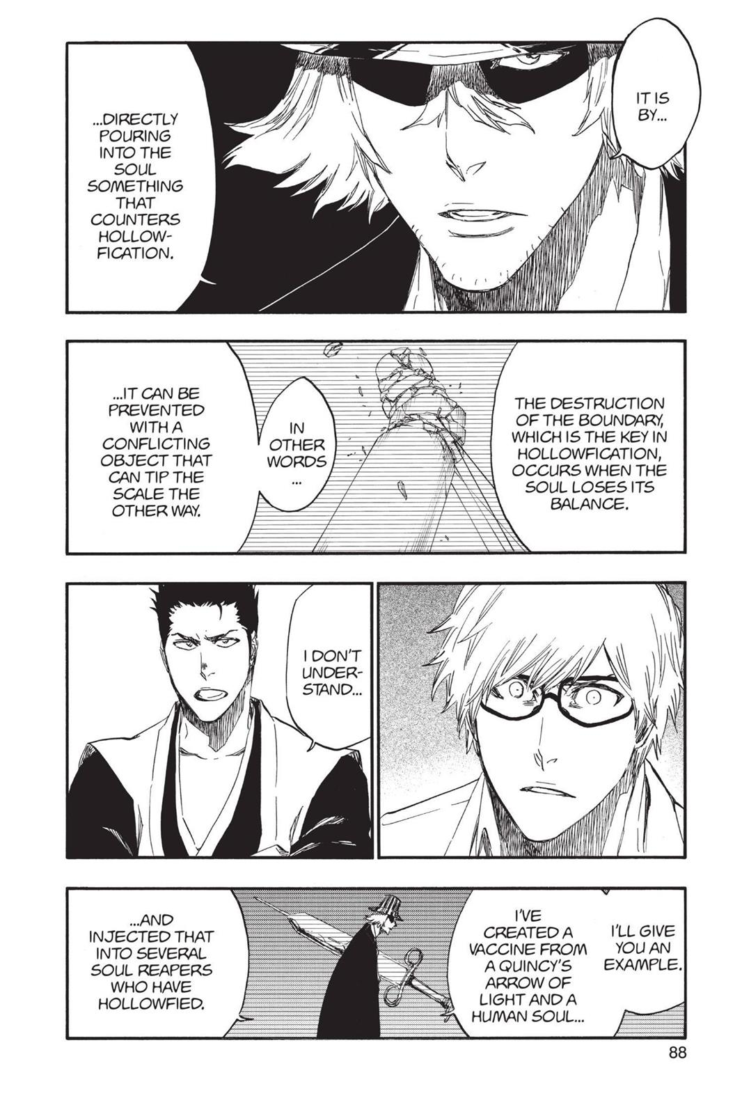Bleach, Chapter 535 image 008
