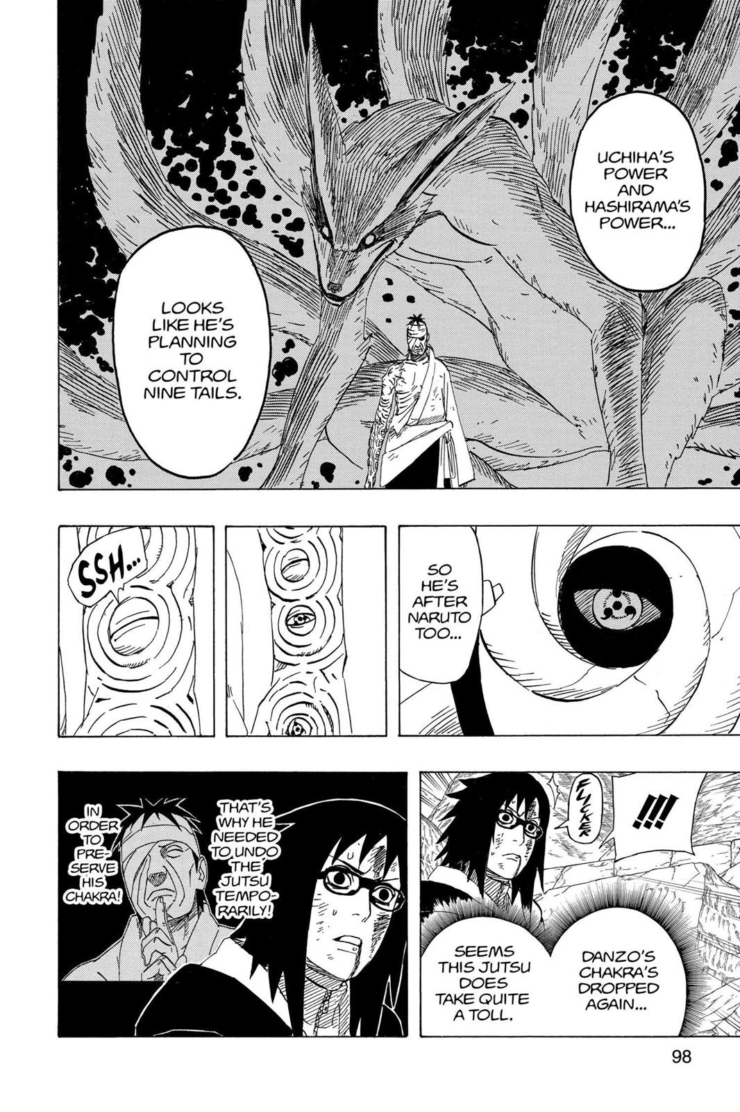 Naruto, Chapter 478 image 015
