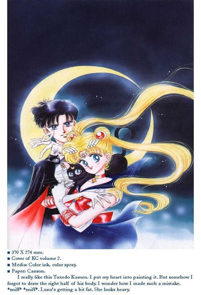 Sailor Moon, Cahpter 1 image 030