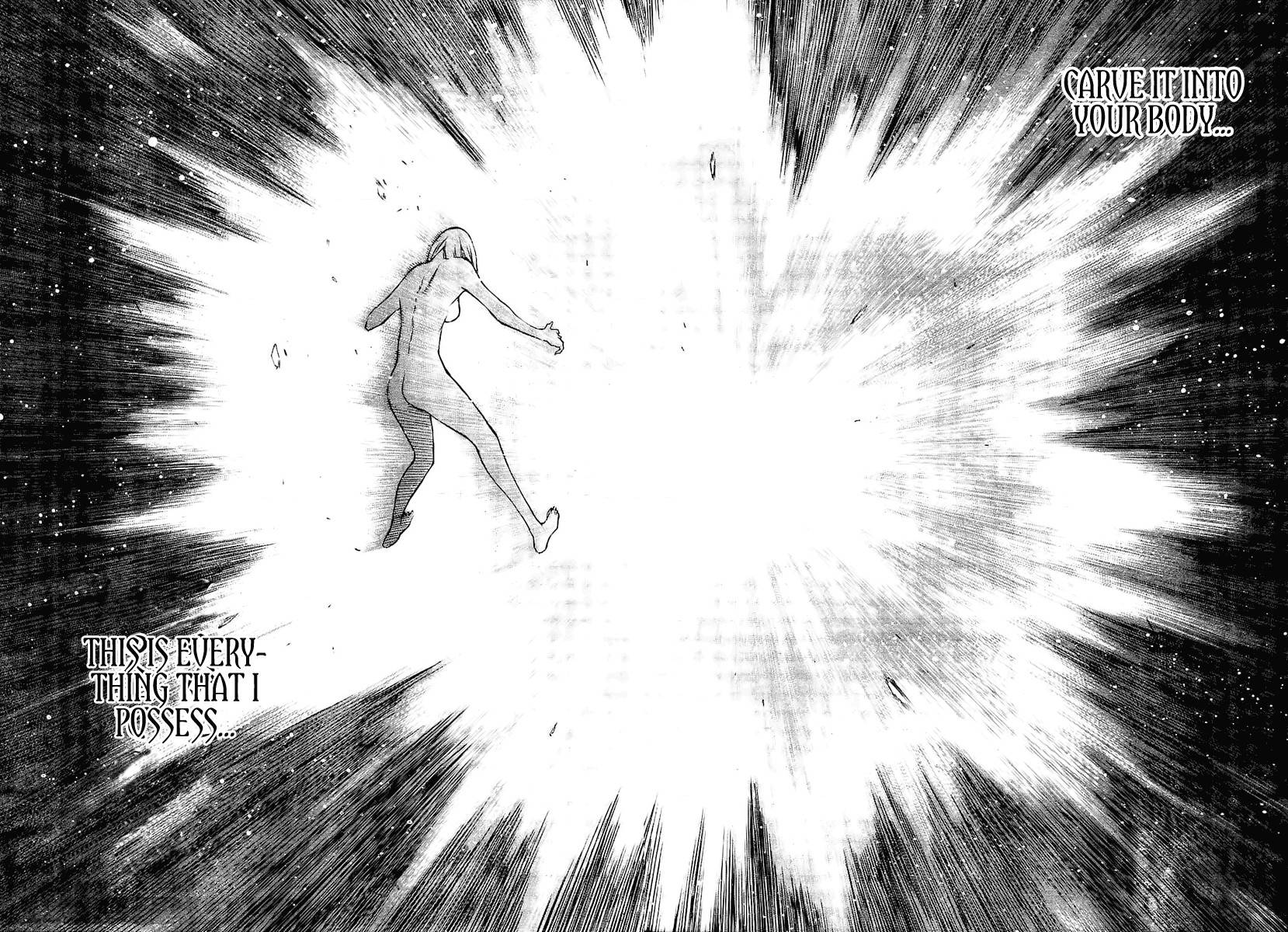 Claymore, Chapter 92 image 025