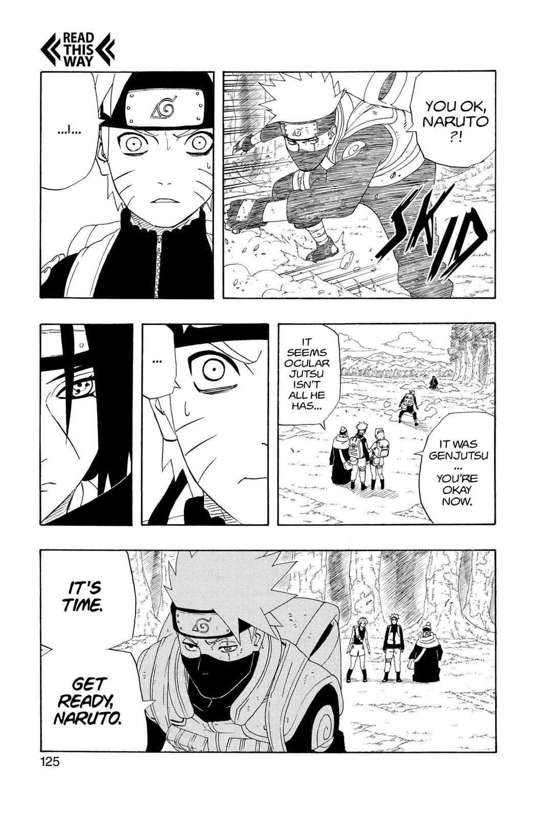 Naruto, Chapter 259 image 019