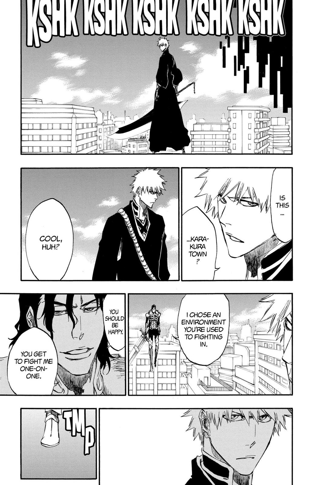 Bleach, Chapter 464 image 005