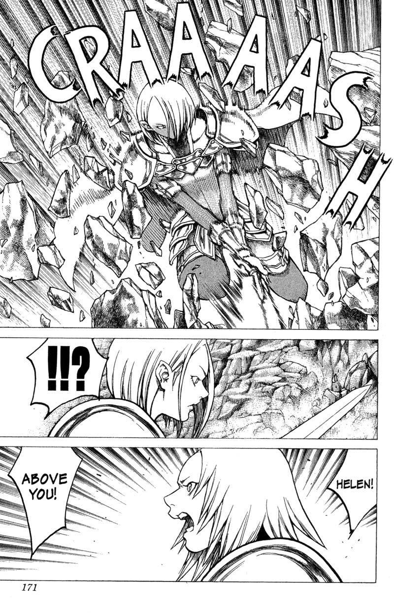 Claymore, Chapter 27 image 006
