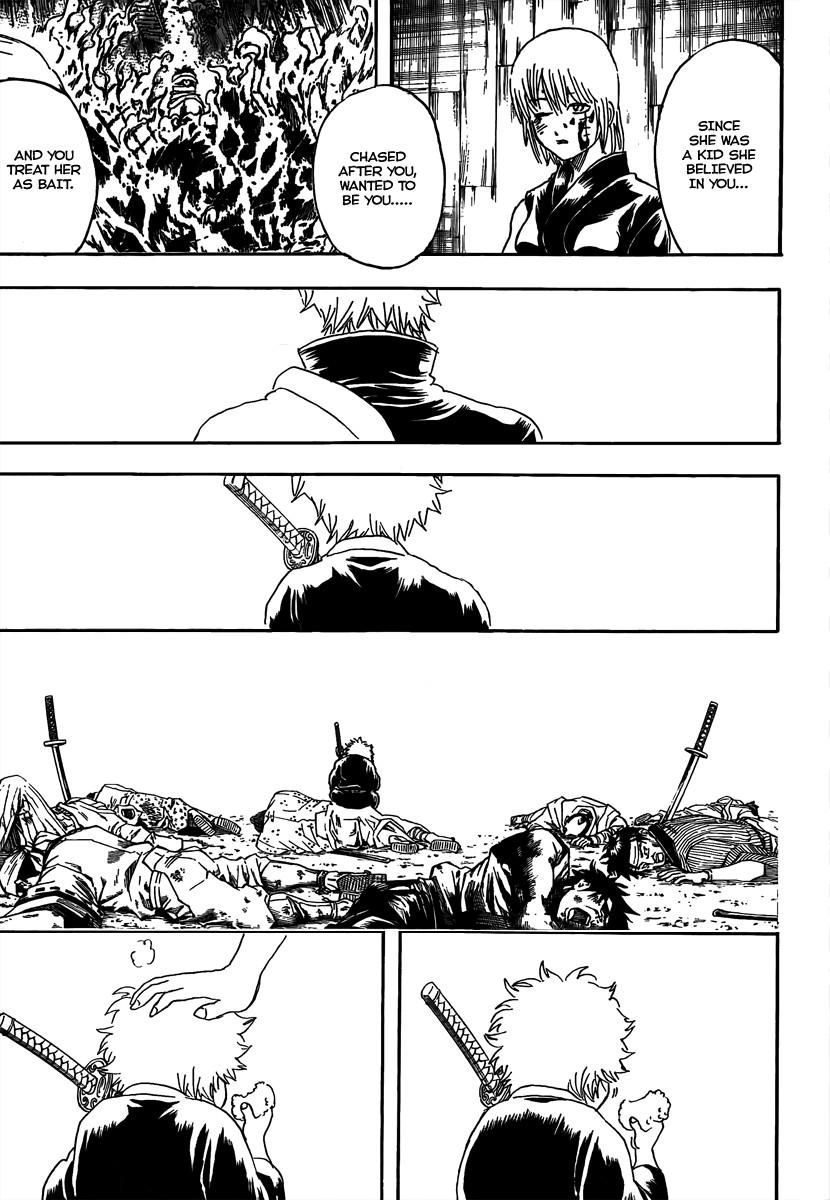 Gintama Chapter, 259 image 009