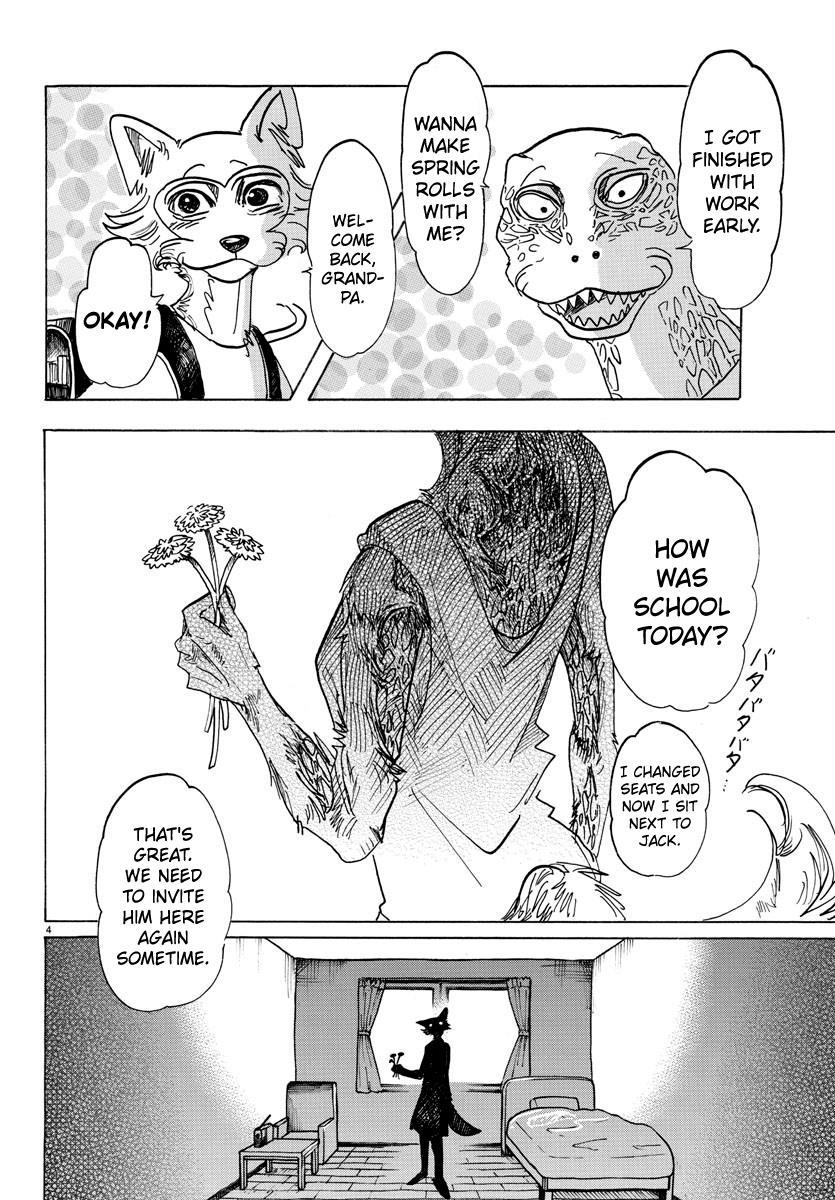 Beastars Manga, Chapter 134 image 004