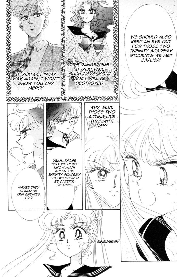 Sailor Moon, Cahpter 28 image 019