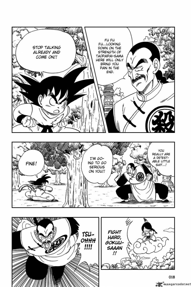 Dragon Ball, Chapter 91 image 002