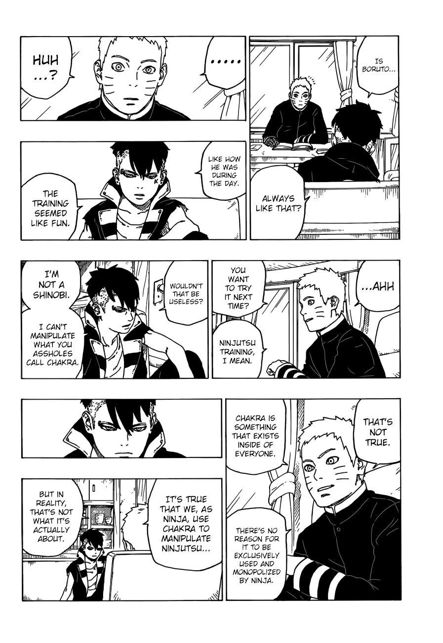 Boruto Manga, Chapter 29 image 035