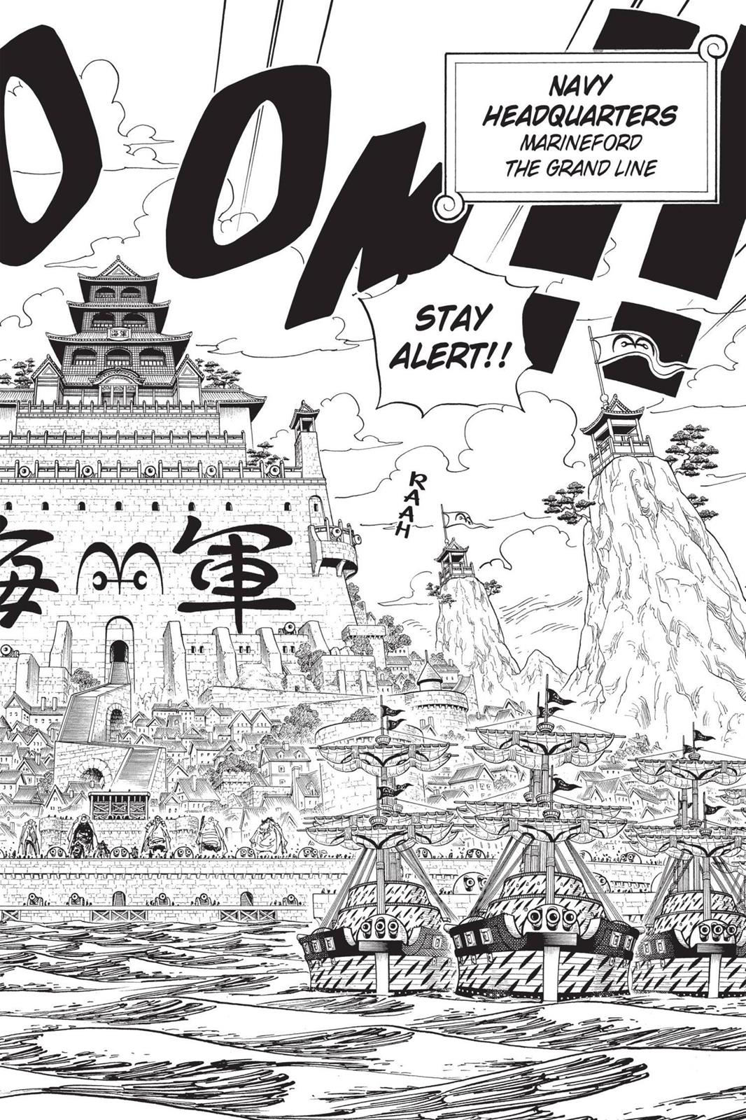 One Piece, Chapter 550 image 006
