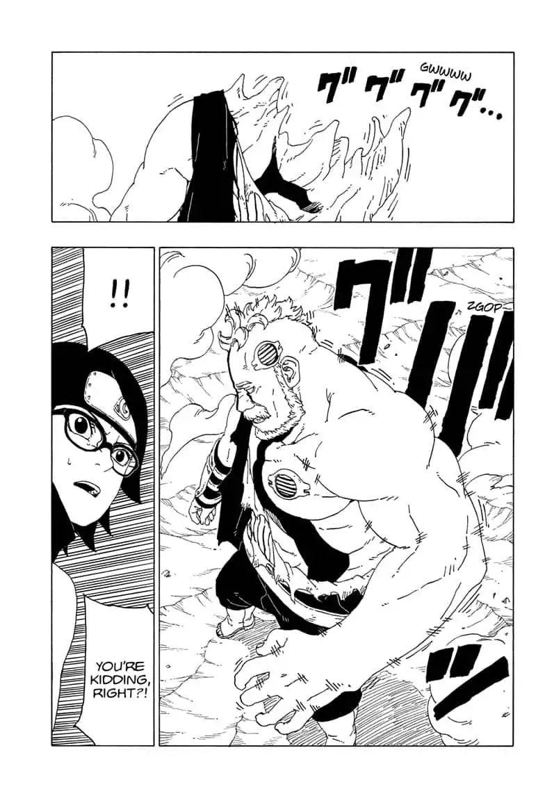 Boruto Manga, Chapter 41 image 035
