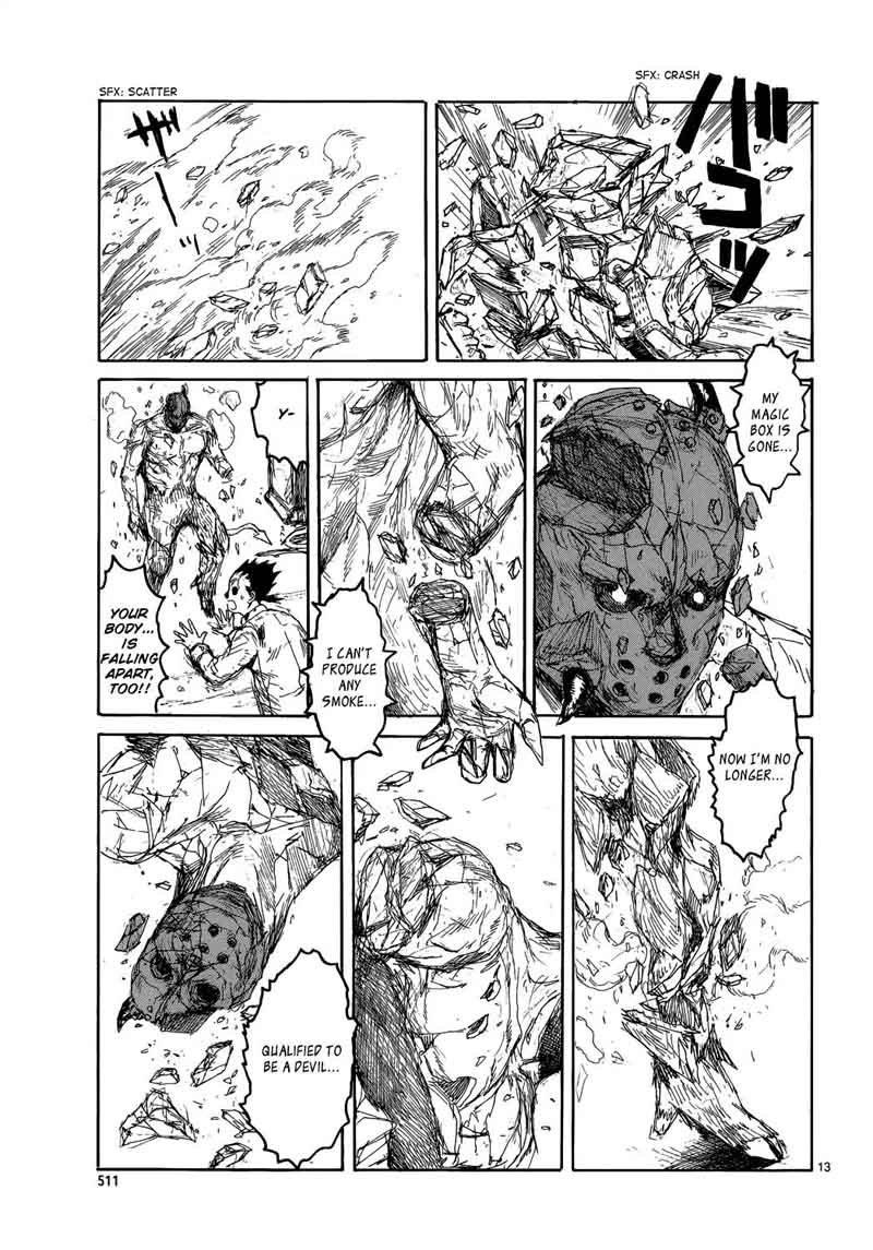 Dorohedoro, Chapter 155 image 015