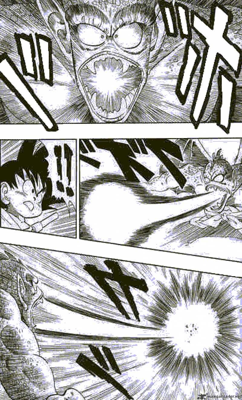 Dragon Ball, Chapter 141 image 009