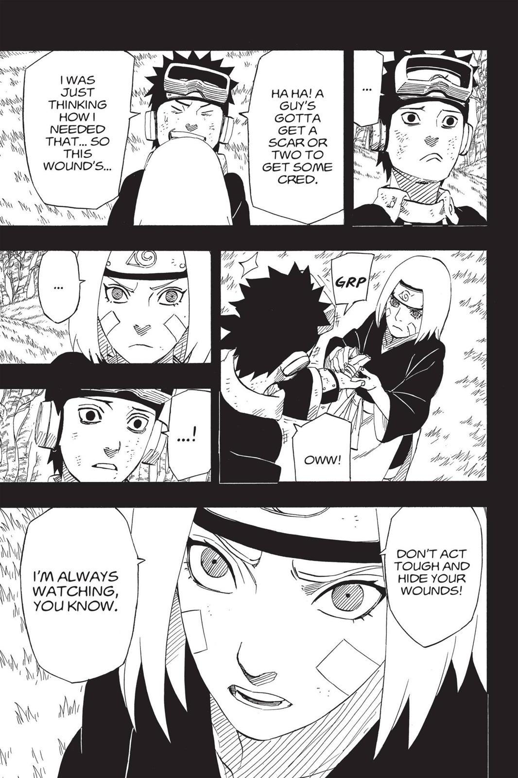 Naruto, Chapter 653 image 011