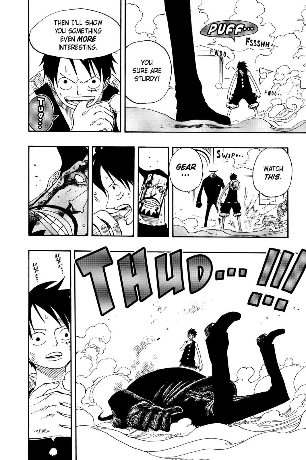 One Piece, Chapter 388 image 012