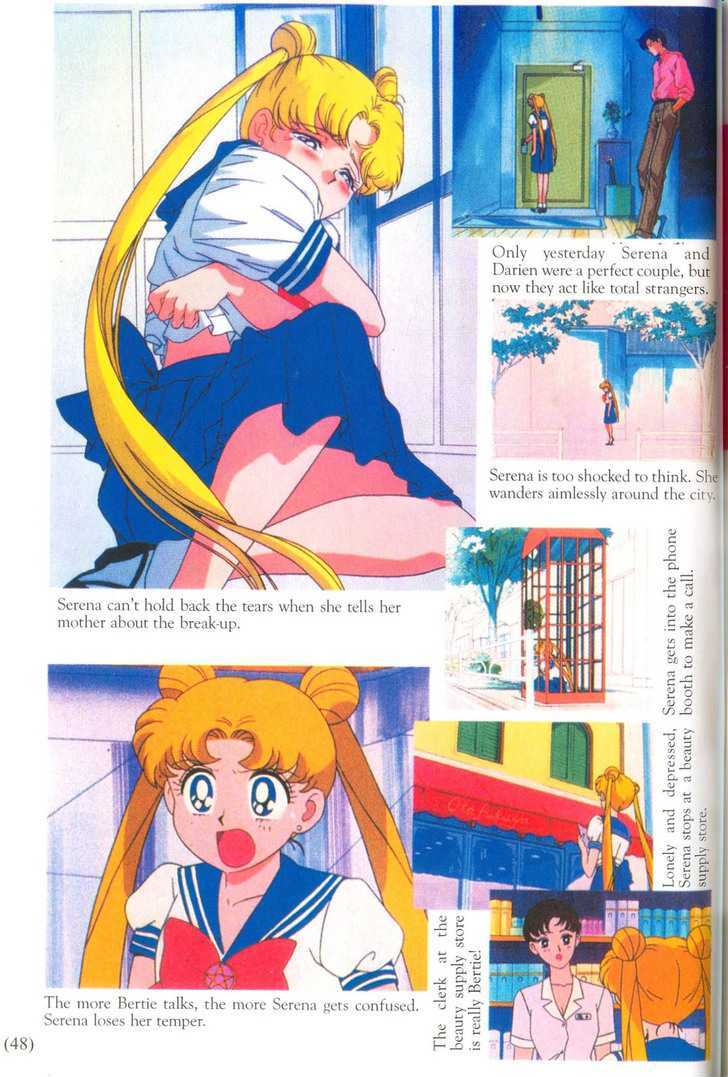 Sailor Moon, Cahpter 1.3 image 011