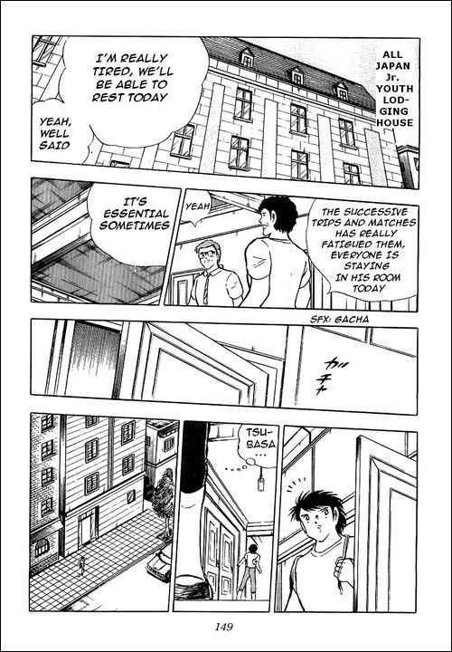 Captain Tsubasa, Chapter 89 image 072