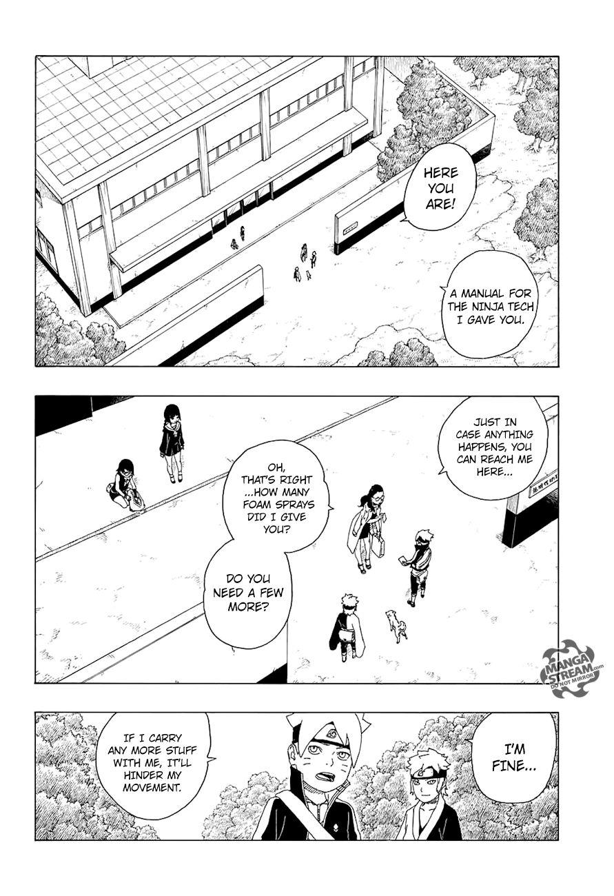 Boruto Manga, Chapter 19 image 003