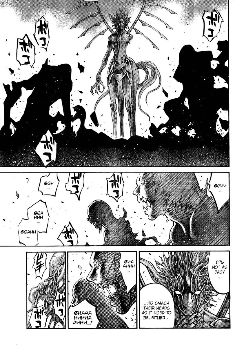 Claymore, Chapter 89 image 007