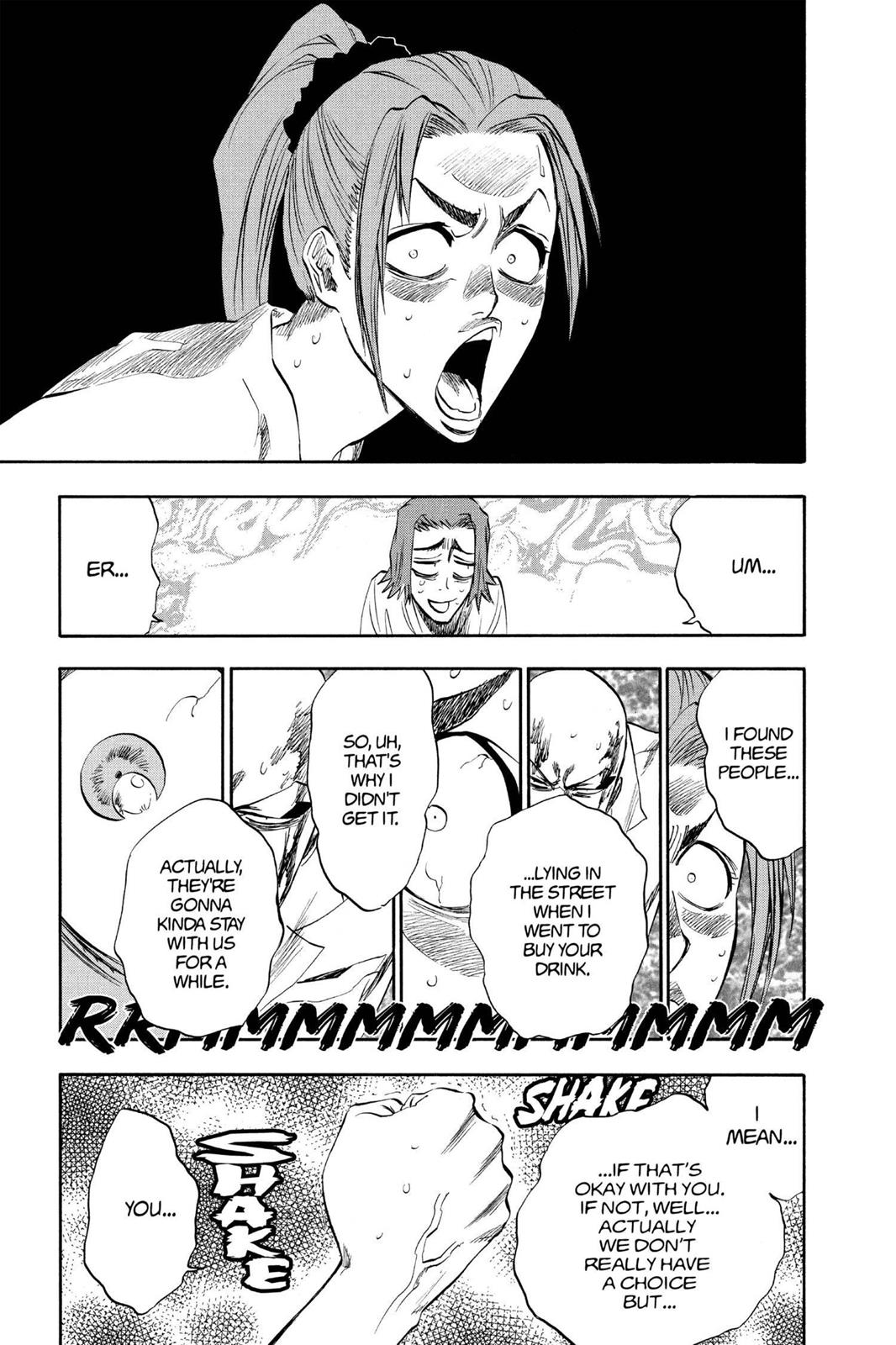 Bleach, Chapter 213 image 003