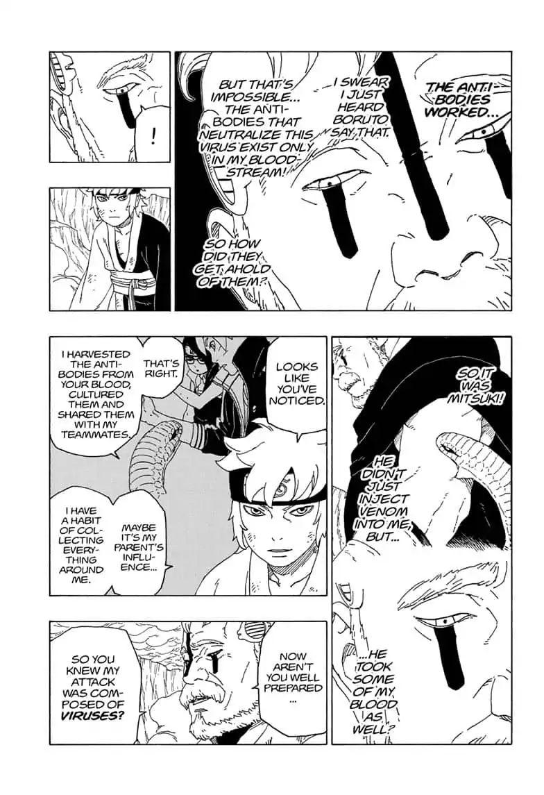 Boruto Manga, Chapter 41 image 037