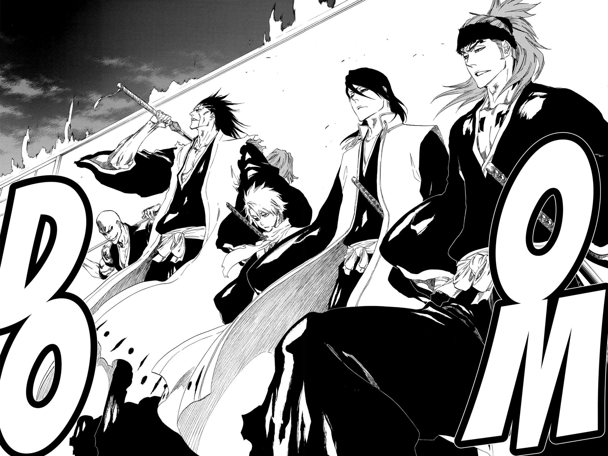 Bleach, Chapter 460 image 017