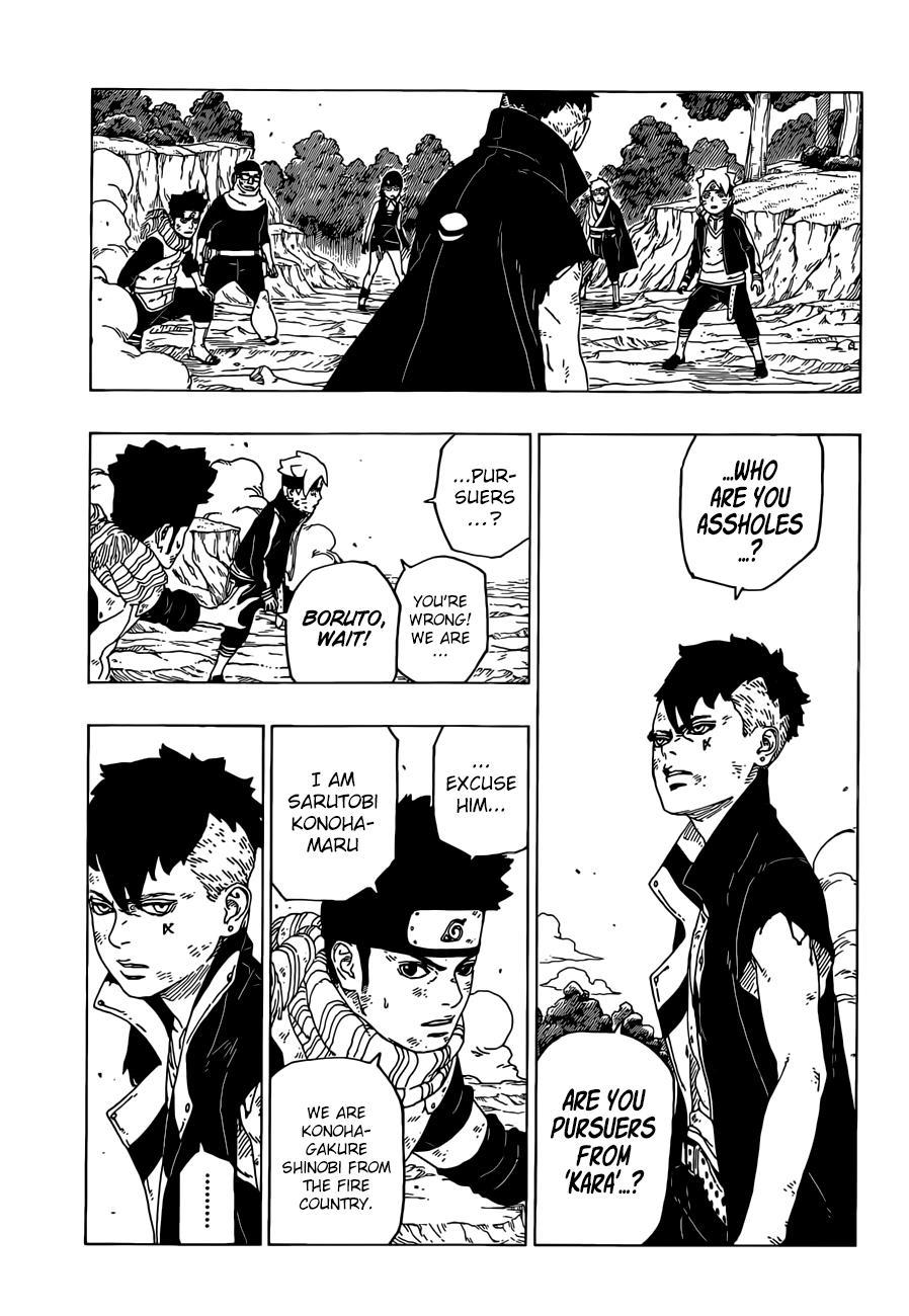 Boruto Manga, Chapter 24 image 026