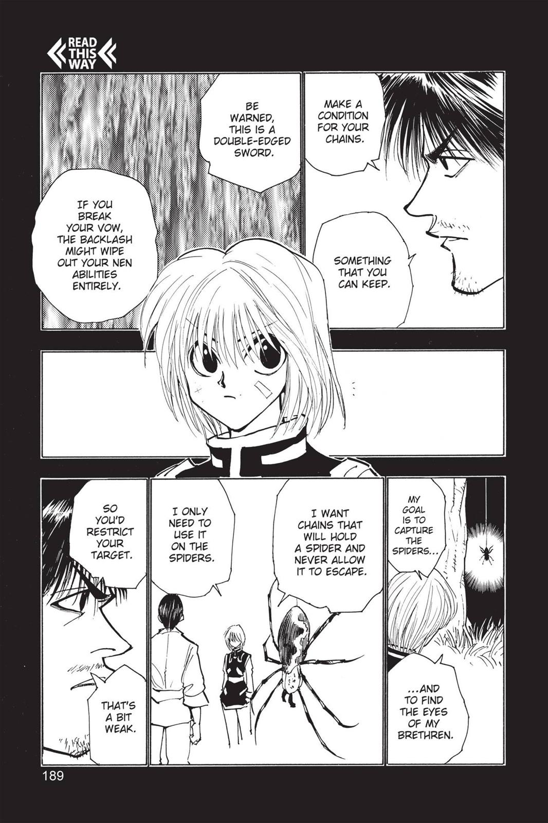 Hunter X Hunter, Chapter 83 image 017
