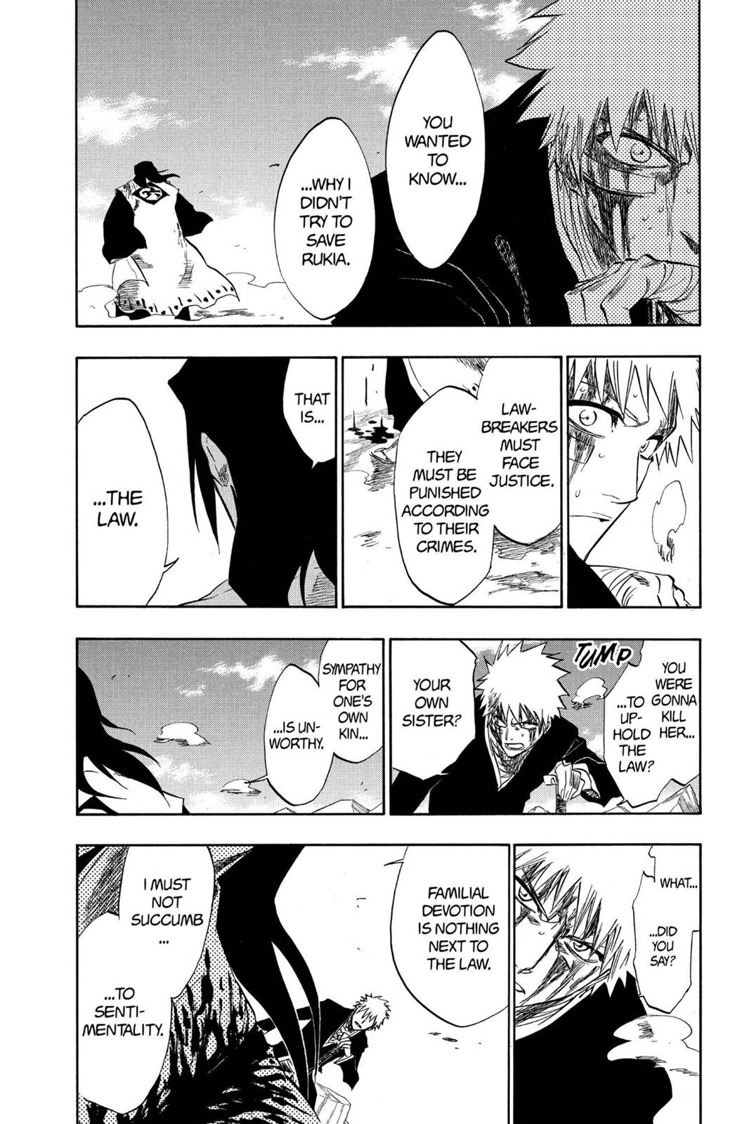 Bleach, Chapter 167 image 008