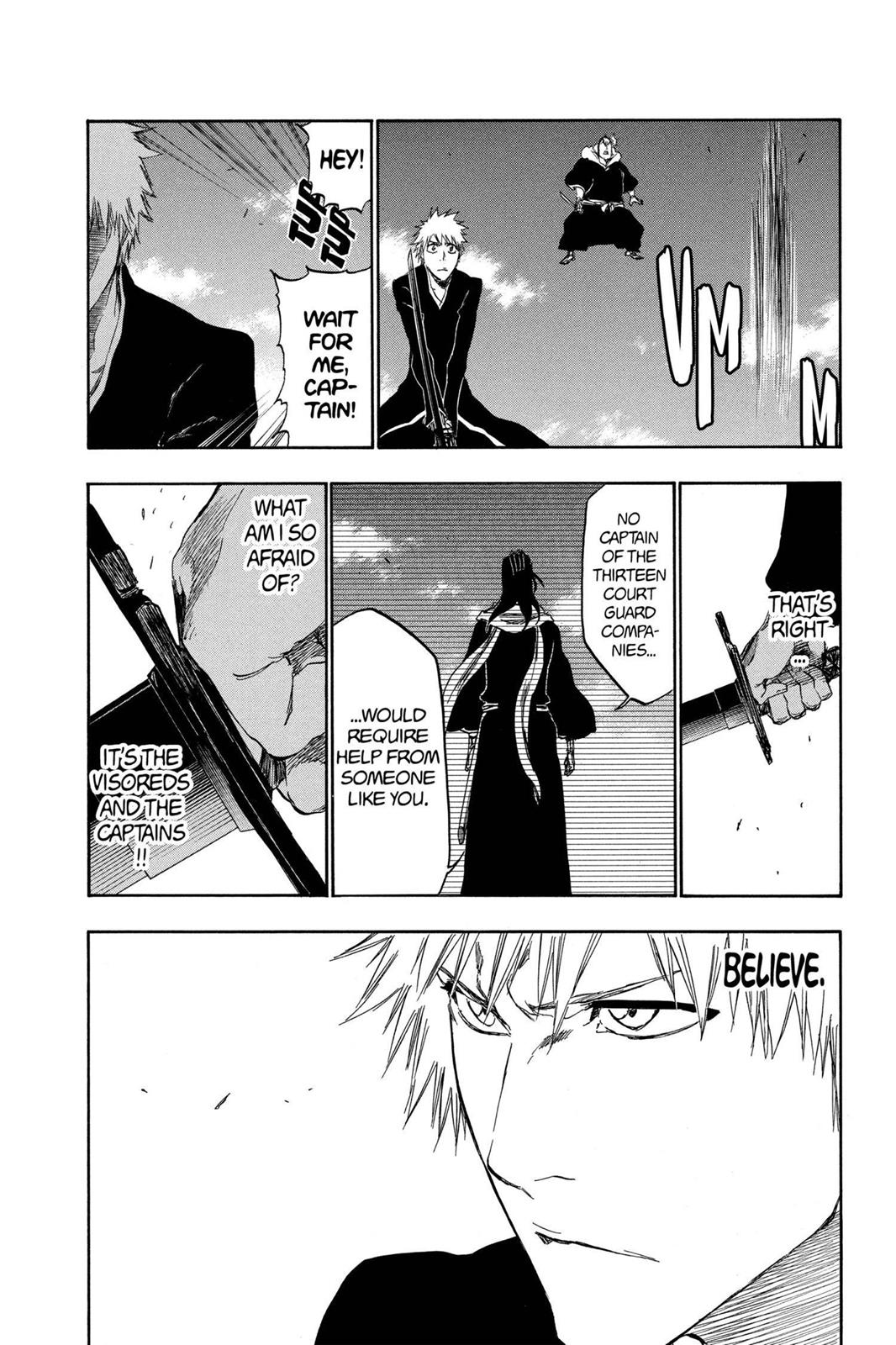 Bleach, Chapter 389 image 011