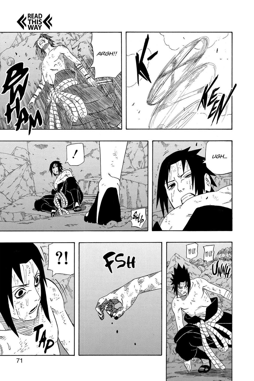 Naruto, Chapter 393 image 011